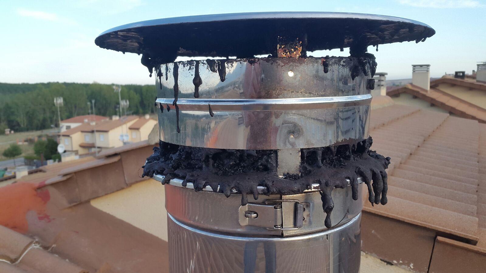 Limpieza de chimeneas chimeneas mart n mu oz - Limpieza de chimeneas ...